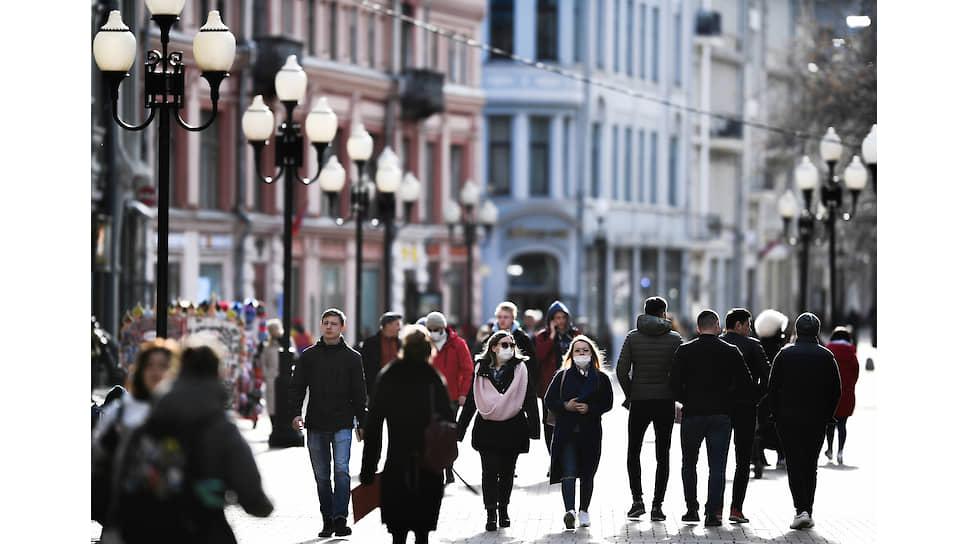 Вирус вне большого города / Как Москва противостоит распространению COVID-19