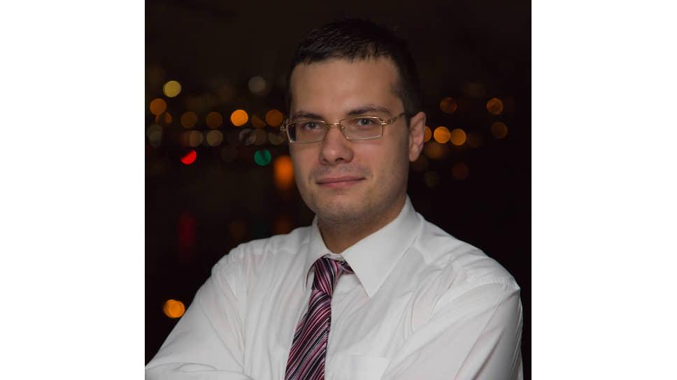 Ссоветник генерального директора Международного медицинского кластера (ММК) Ярослав Ашихмин