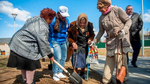 Личная история  / В рамках международной акции «Сад памяти» будет высажено 27 млн деревьев в память о каждом, кто погиб в Великой Отечественной войне