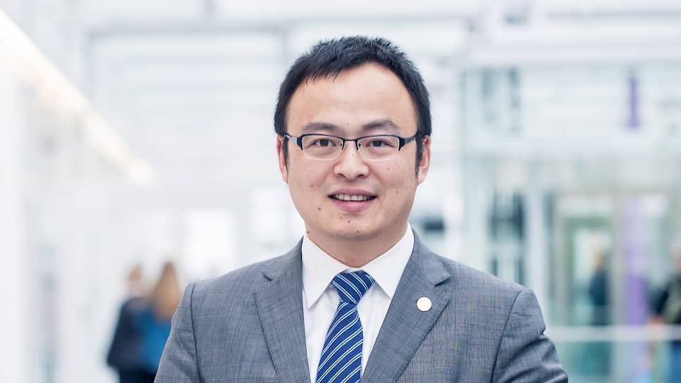 Генеральный директор Huawei Enterprise в регионе Евразия Cяо Хайцзюнь