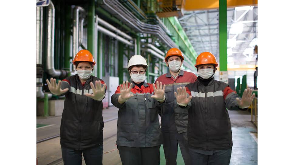 Все металлургические компании перевели предприятия на условия работы в режим пандемии. Что потребовало реализации комплекса эпидемиологических, организационных, логистических и технических мер