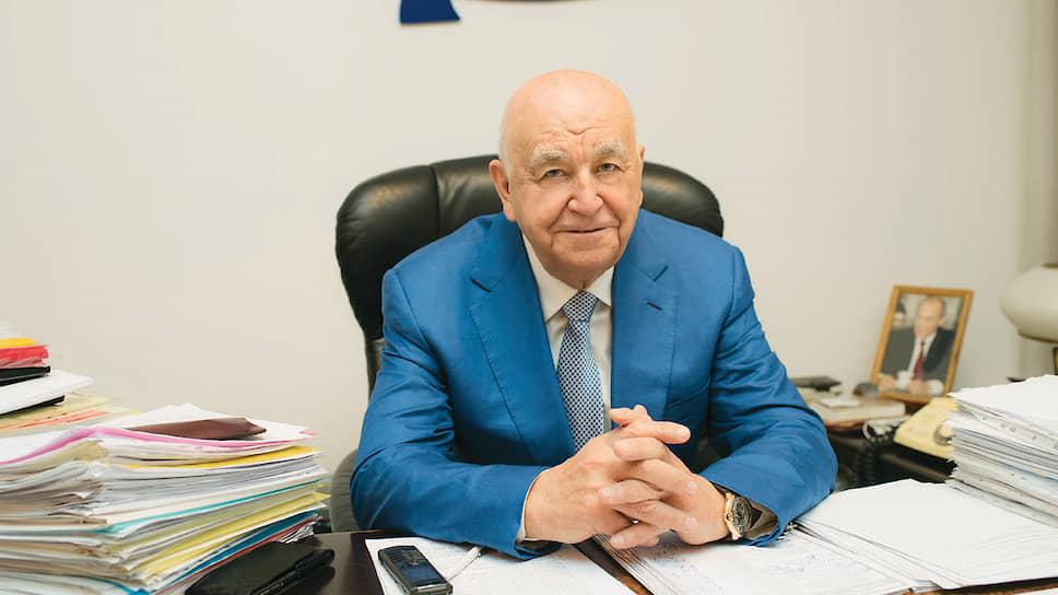 Руководитель компании «Фармимэкс» Александр Апазов