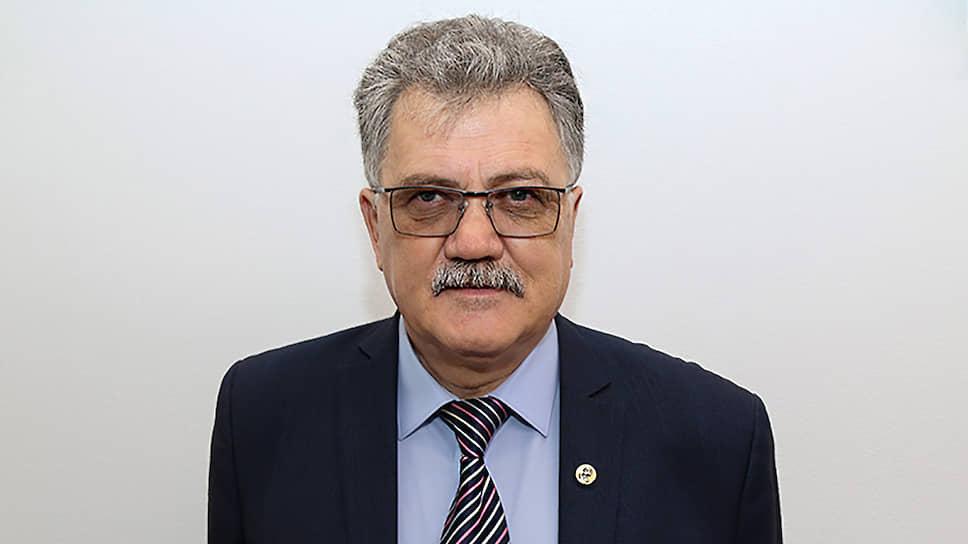 Заместитель председателя Сибирского отделения РАН Михаил Воевода
