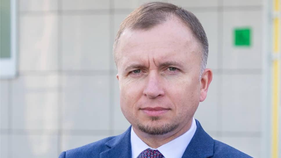 Дмитрий Лисовец, председатель комитета по здравоохранению Санкт-Петербурга
