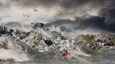 На гребне токсичной волны  / Мир тонет в отходах пластика, которые стали частью пищевой цепи человека