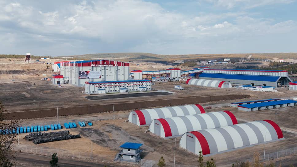 ГОК «Инаглинский» отрабатывает запасы Чульмаканского каменноугольного месторождения на юге Якутии