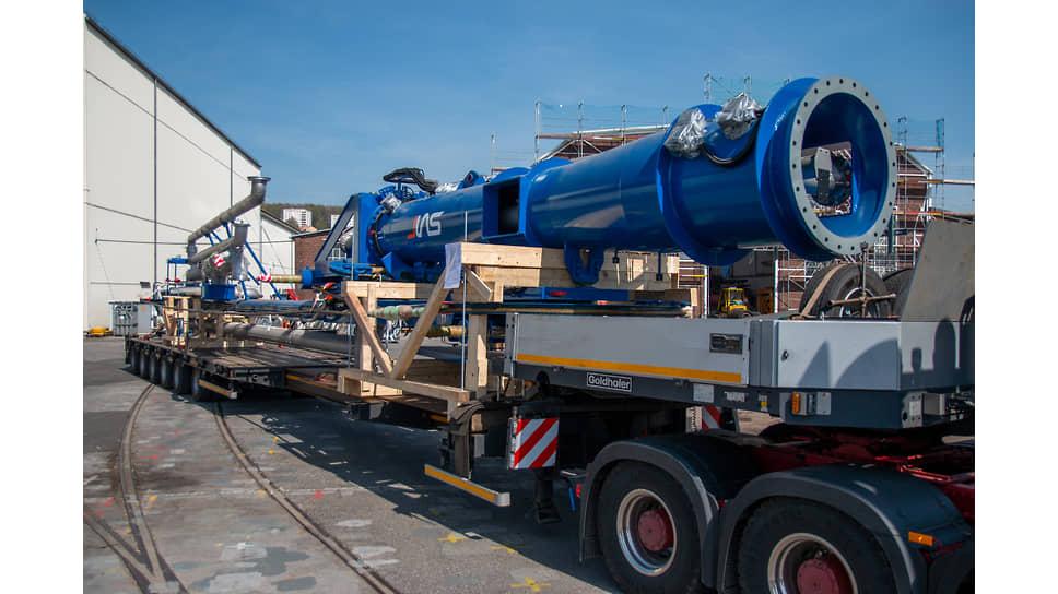 Ключевые агрегаты для модернизации отечественных промышленных предприятий нередко доставляются в Россию из-за рубежа