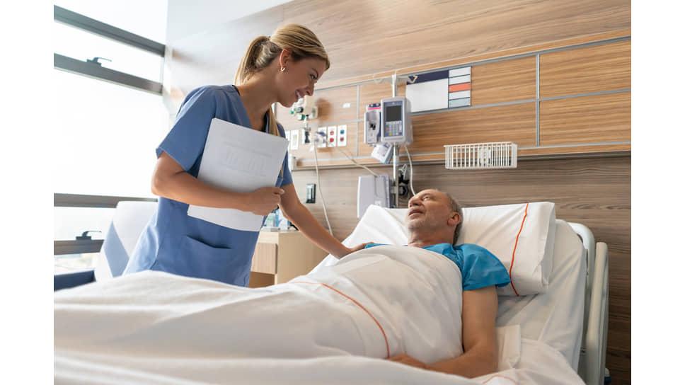 В работе медсестры важны не только профессиональные знания, но и сердце