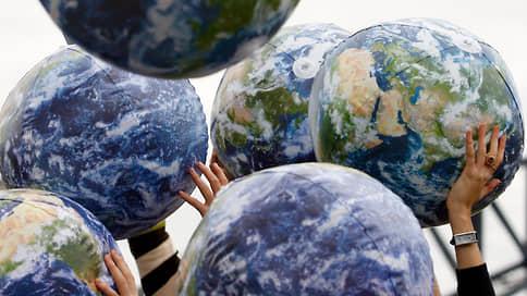 Счет естественных услуг  / Планета исчерпала возможность отдавать безвозвратно