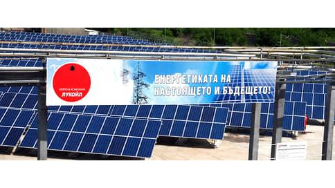 Солнце и вода для нефтегазодобычи  / ЛУКОЙЛ завершает ряд проектов в возобновляемой энергетике и начинает новые