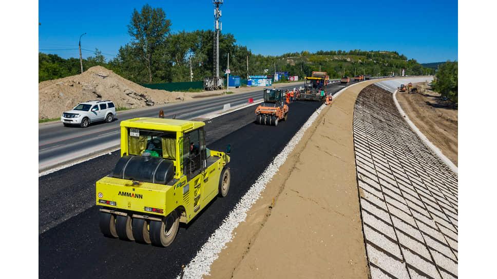 Сложный путь к ровным дорогам / Как дорожная отрасль пережила 2020 год