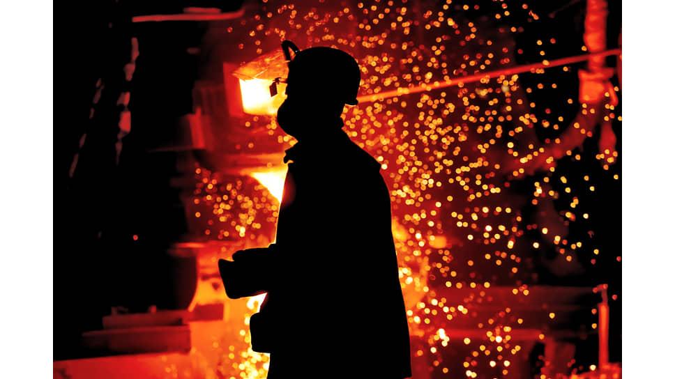 С учетом коррекции на рынке / Судя по акциям, в металлургии тренд меняется с нисходящего на восходящий