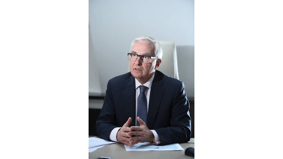 Президент Всероссийского союза страховщиков Игорь Юргенс
