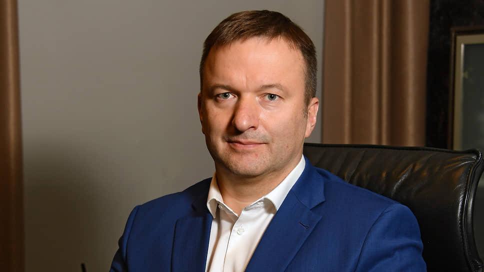 Гендиректор «ФК Гранд Капитал» Денис Ременяко