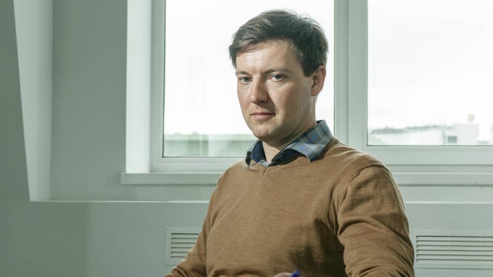 Президент фонда Sistema_VC Дмитрий Филатов