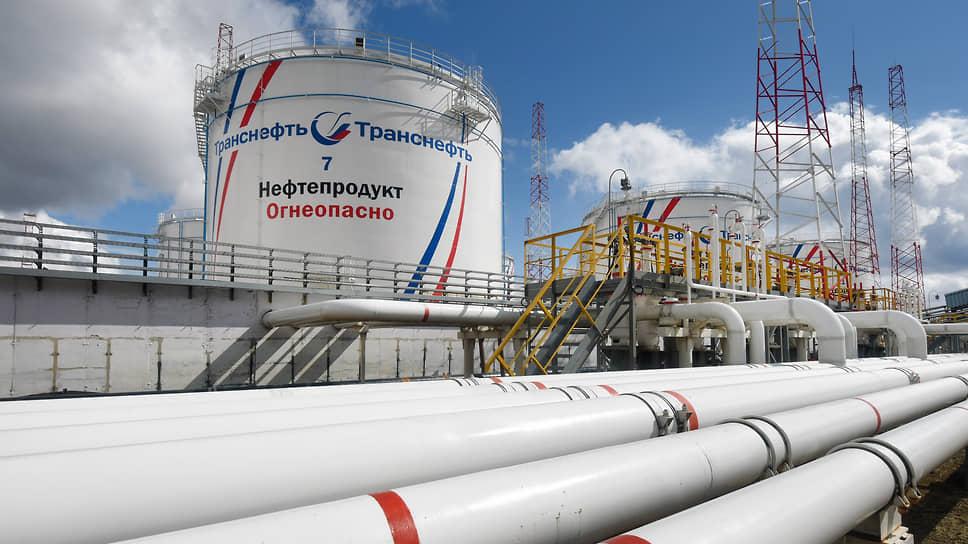 Труба обмелела / Показатели «Транснефти» упали из-за пандемии и ограничения добычи нефти