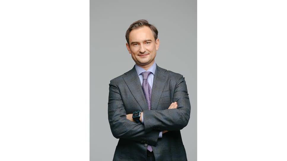 Старший вице-президент ЕВРАЗа по коммерции и развитию бизнеса Алексей Иванов