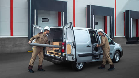 Город требует фургонов  / Рост спроса на перевозки e-commerce подстегивает продажи автомобилей для городских перевозок