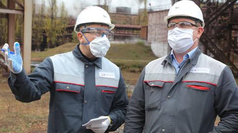 Эффект присутствия  / Металлургические компании внедрили две системы антиковидной безопасности: для производства и для офисов