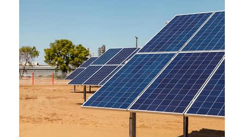 Рациональная зелень  / ЛУКОЙЛ запустил вторую солнечную электростанцию в Волгограде