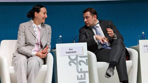 ВЭБ.РФ уточняет стратегические планы  / На ПМЭФ представлены приоритеты госкорпорации до 2024 года