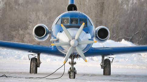 Авиация встает на подзарядку  / Российский авиапром значительно продвинулся в создании электросамолета