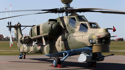 Постсирийская модернизация  / В российскую армию поступают новейшие боевые вертолеты