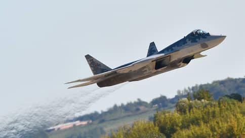 Испытание технологиями  / Создание самого современного истребителя Су-57 потребовало новых подходов к разработке и испытаниям самолета