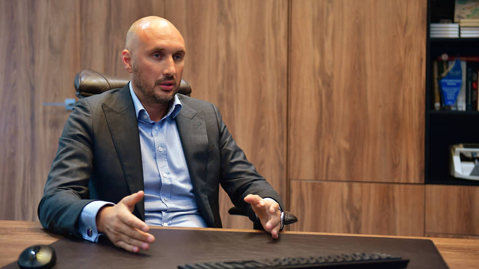 Основатель и управляющий партнер консалтинговой группы SRG Федор Спиридонов