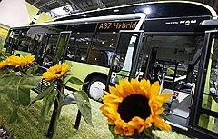 Гибридные автобусы на ряде рынков уже стали повседневной реальностью