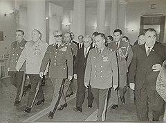В 1968 году шаха Ирана принимали в СССР как родного