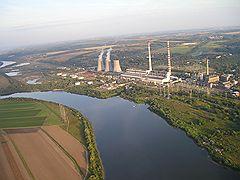 Энергоблок на Каширской ГРЭС был введен в строй одним из первых в рамках договоров на предоставление мощности