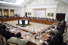 Олимпийский университет и ОКР провели в Сочи встречу руководителей НОК и министров спорта стран СНГ, Балтии и Восточной Европы