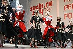 Культурный марафон в олимпийской столице объединил все регионы России