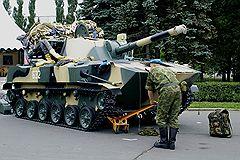 Современная бронетехника должна быть пригодна для проведения мелкого ремонта в полевых условиях силами экипажа