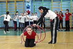 На этапе разработки и пилотного внедрения образовательных материалов (2010 год) проведены олимпийские уроки для 30 тыс. школьников города Сочи