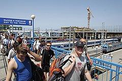 Аэро- и железнодорожный вокзалы к приему иностранцев уже готовы