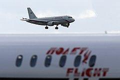 Дополнительные топливные баки позволяют ACJ319 преодолевать расстояния от Москвы до Нью-Йорка или Токио