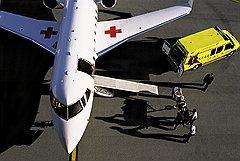 Специально оборудованные самолеты зачастую приходится арендовать у западных компаний