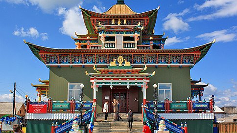 Курорт всеазиатского значения
