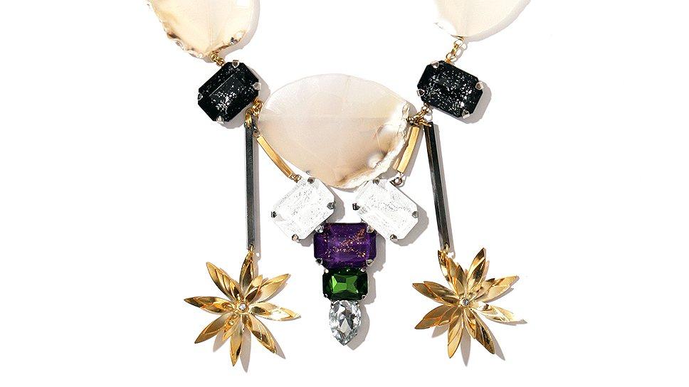 Volha Jewelry, колье, 2013