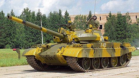 Восточный танковый фронт
