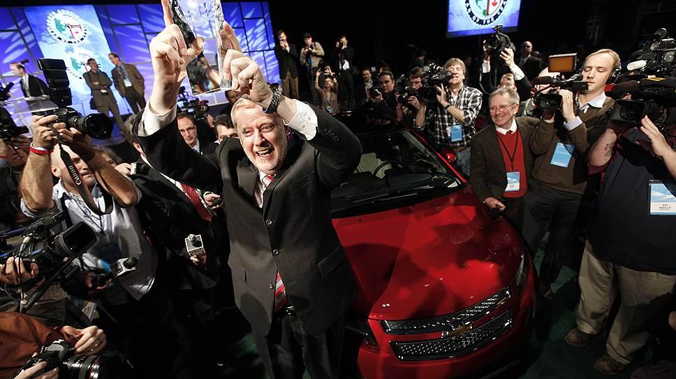 Традиция выбора лучшего авто зародилась в Америке и быстро покорила остальной мир