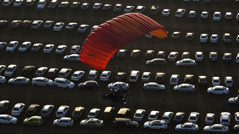 Паркинг нашего периода