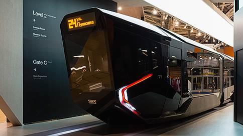 В инновации на трамвае