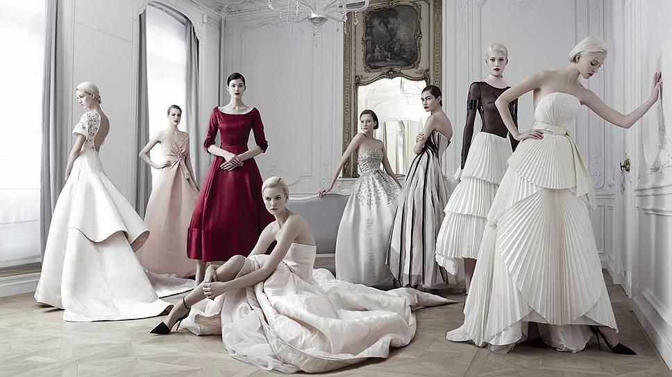 Связь двух искусств / Новая книга о Dior