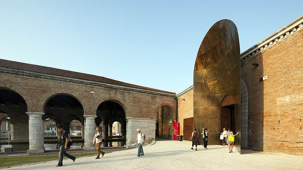 Итальянский павильон на Архитектурной биеннале в Венеции 2014 года