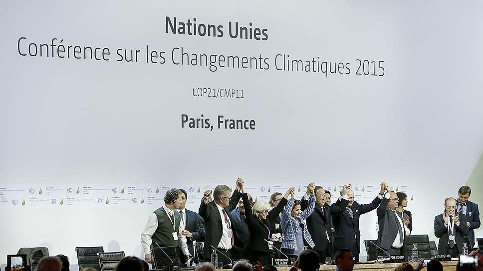 Полгода назад участники конференции ООН по климату определили систему мер, способных снизить ущерб от глобального потепления