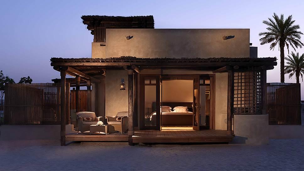 Отель Al Yamm Lodge by Anantara