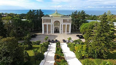 Без Олимпиады — в Сочи  / Владимир Гридин об отеле Rodina Grand Hotel & Spa
